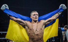 Усик признан лучшим боксером месяца по версии WBA