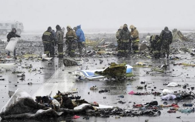 Авиакомпания выплатит компенсацию семьям погибших в авиакатастрофе Boeing в Ростове-на-Дону