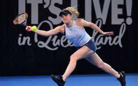 Українська тенісистка перемогла на турнірі WTA в Брісбені: опубліковано відео фіналу