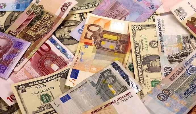 Курс валют на 3 февраля