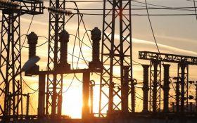 Украина остановит поставки электричества оккупированным районам Луганщины