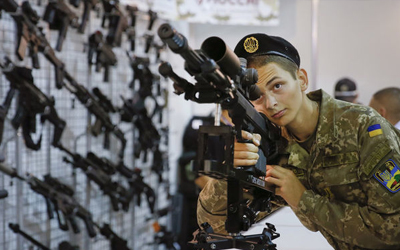 За десять днів українці добровільно здали більше тисячі одиниць вогнепальної зброї