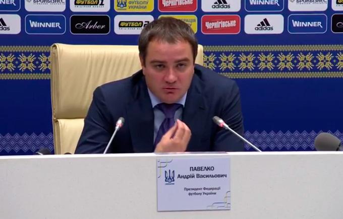 Президент ФФУ розповів, коли збірна України отримає нового тренера