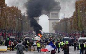 Росію запідозрили в організації протестів у Франції: фотодоказ