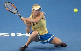 Украинская теннисистка проиграла битву за финал на престижном турнире