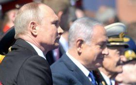 Все фальшиве: росіяни в шоці від інциденту з охоронцем Путіна і ветераном на параді в Москві