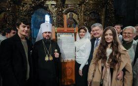 Ми розірвали останні пути, які пов'язували нас з Росією: Порошенко привітав українців з Різдвом