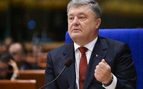 Порошенко в ПАРЄ назвав умову проведення нового референдуму в Криму