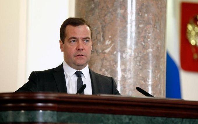 Это объявление войны: Медведев выступил с резонансным заявлением