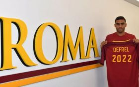 Рома подписала Грегуара Дефреля
