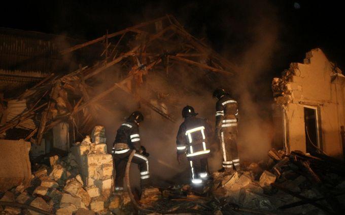 ВОдессе взлетел навоздух личный дом: есть погибшие