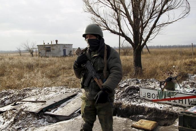 За минулу добу бойовики 48 разів обстрілювали позиції сил АТО (відео)