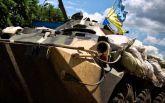 Обстановка на Донбасі залишається напруженою, сили АТО знову зазнали втрату