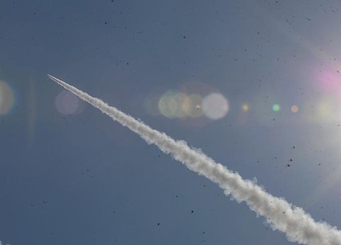 Украинская армия успешно испытала новые ракеты: появились фото и видео (1)