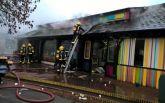 Потужна пожежа у зоопарку Лондона: з'явилися подробиці і фото
