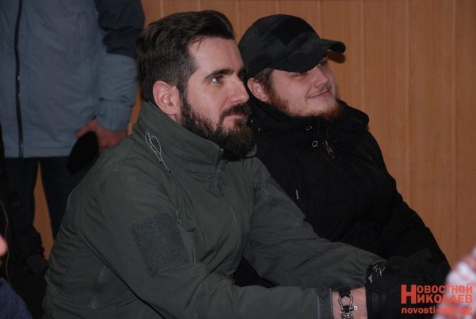 В Николаеве сорвали пропагандистскую акцию партии Медведчука: появились фото (8)