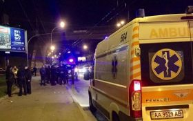 В Киеве произошла драка со стрельбой, есть пострадавшие