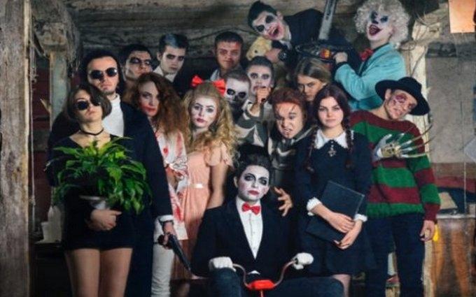 Українські школярі вразили моторошним випускним: опубліковані фото і відео