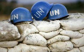 Переговори щодо введення миротворців ООН на Донбас зірвані: названа причина