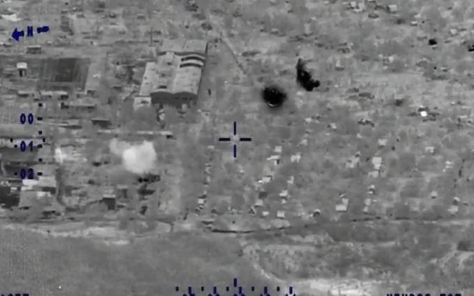 Войну на Донбассе показали с воздуха: опубликовано видео