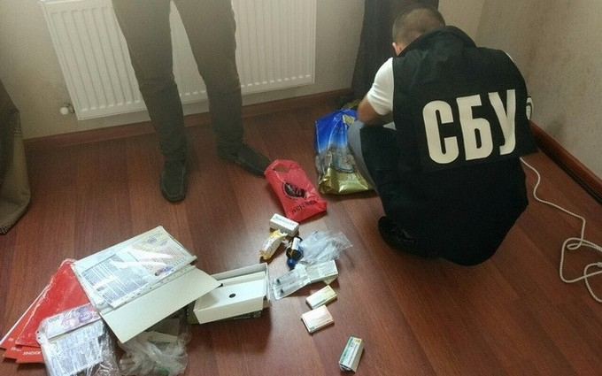 СБУ знайшла в Києві сепаратиста і показала фото
