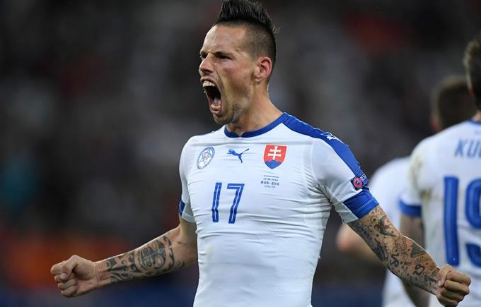 Зірка Словаччини забив фантастичний гол Росії на Євро-2016: опубліковано відео