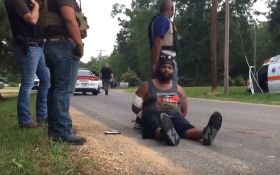 Массовое убийство в США: появилось видео со стрелком