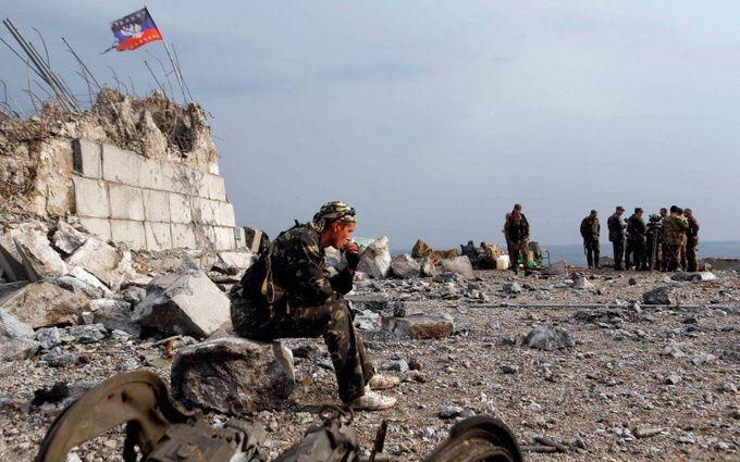 Волонтер: Украинские военные уничтожили «Фурункул» боевиков