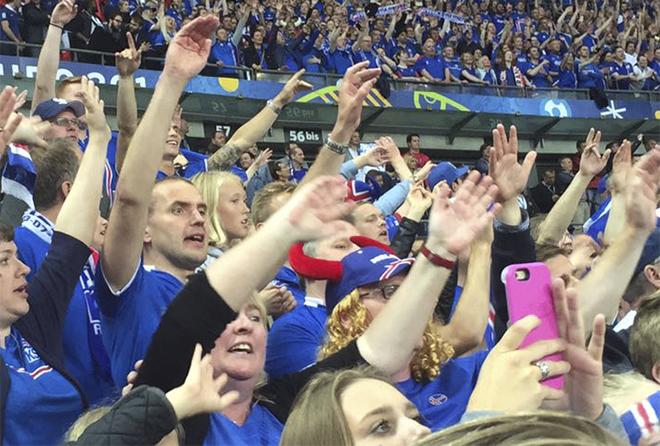 Президент Ісландії: на Євро-2016 ми грали серцем (1)