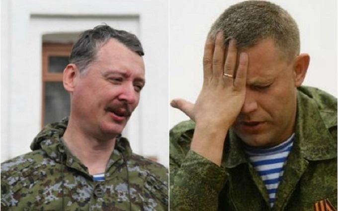 Бойовик Стрєлков розвіяв надії ватажка ДНР