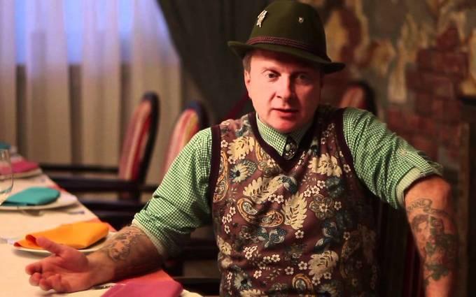 Украинский актер связал Киркорова с Валерией и боевика Моторолу