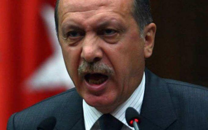 Ердоган зробив незвично жорстку заяву на адресу США