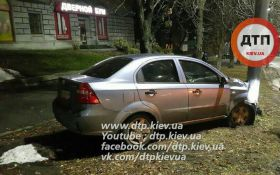 У Києві відбулося курйозне ДТП: опубліковані фото і відео