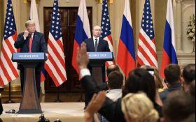 Путін розказав, що його об'єднало з Трампом у Гельсінкі