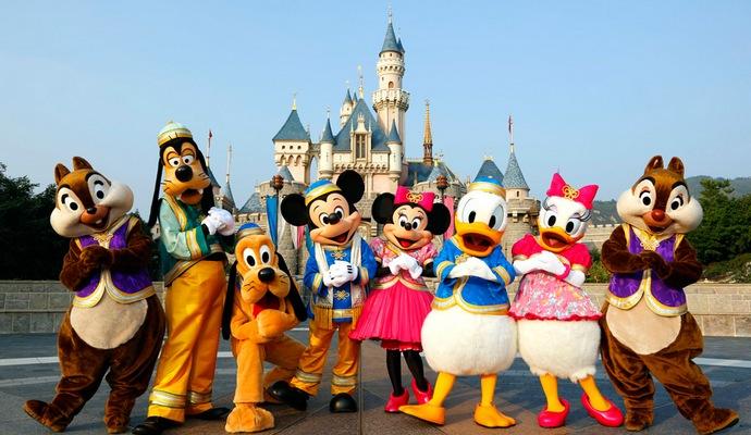 Билеты в Шанхайский Disneyland продадут со скидкой