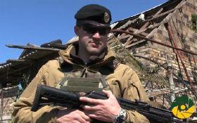 """У Міноборони показали відео наслідків обстрілів Широкіного з """"Градів"""""""