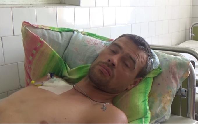 Полонений на Донбасі росіянин звернувся до родичів: опубліковано відео