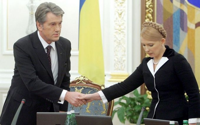 Ющенко зробив гучні заяви про Тимошенко: з'явилося відео
