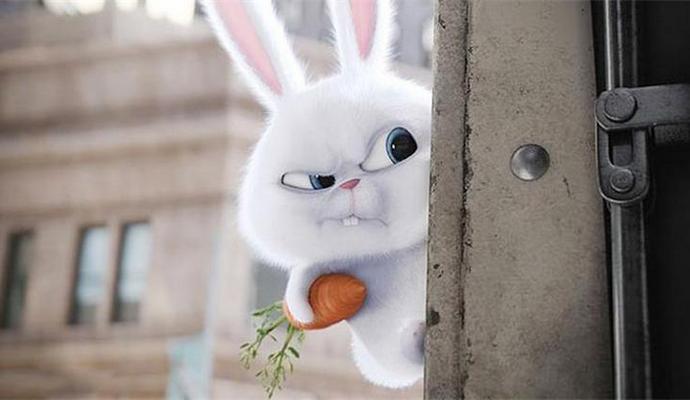 """Милий кровожерливий кролик в новому трейлері до мультфільму """"Таємне життя домашніх тварин"""""""