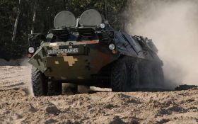 В Україні випробували нову потужну бронемашину: опубліковані видовищні фото і відео