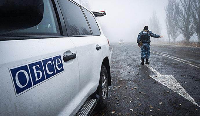 СММ ОБСЕ в Украине получит от ЕС 20 бронированных авто