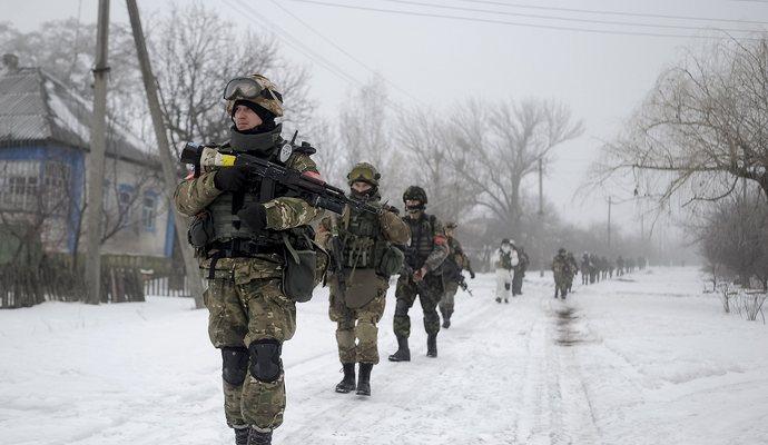 В зоне АТО погибли двое военных – Мотузяник