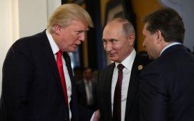 Путин и Трамп достигли исторического дна в рейтинге доверия европейцев