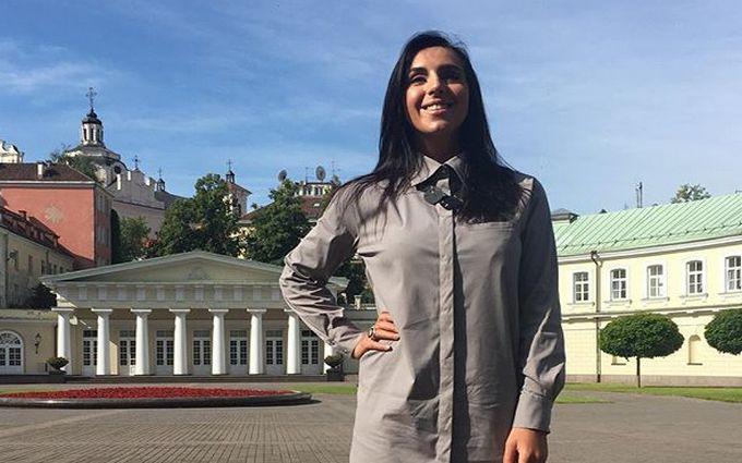 Джамала блиснула знанням литовської мови