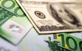 Курси валют в Україні на вівторок, 20 лютого
