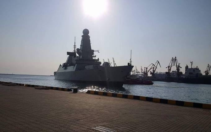 Кораблі НАТО прибули доОдеси