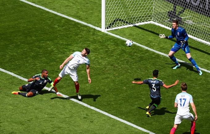 Англія - Уельс - 0-1: дивитися онлайн відео голів матчу Євро-2016