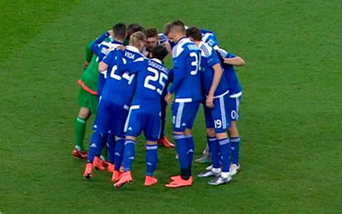 Манчестер Сити - Динамо - 0-0: прощание Киева с Лигой чемпионов (1)