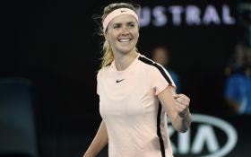 Украинская теннисистка станет третьей ракеткой мира