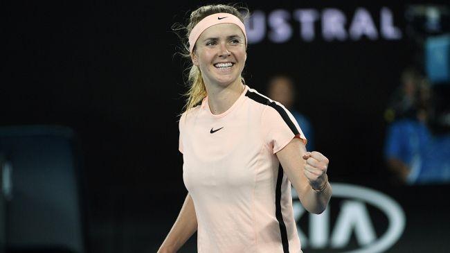 Українська тенісистка стане третьою ракеткою світу